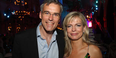 Lothar Lockl und Claudia Reiterer