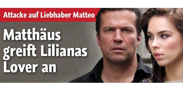 Matthäus attackiert Lilianas Liebhaber