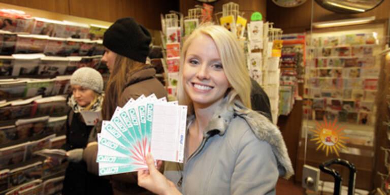 Die Lotterien mussten 2010 einen Gewinneinbruch hinnehmen.