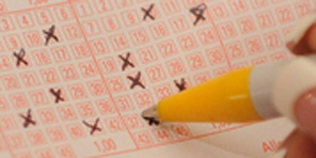 Tiroler gewinnt zwei Mio Euro im Lotto