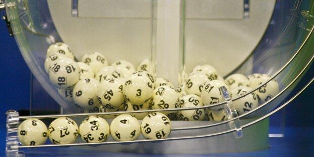 Lotto-Vierfachjackpot ist geknackt