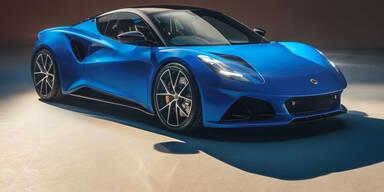Emira: Der letzte neue Lotus mit Verbrenner