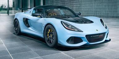 Lotus greift mit der Exige Sport 410 an