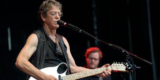 Viennale würdigt verstorbenen Lou Reed