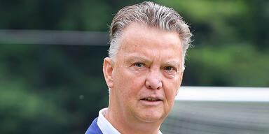 Louis Van Gaal ist neuer Niederlande-Coach