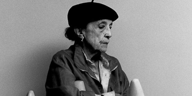 Künstlerin Louise Bourgeois gestorben