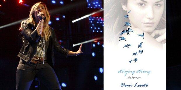 Demi Lovato wurde zur Bestseller-Autorin