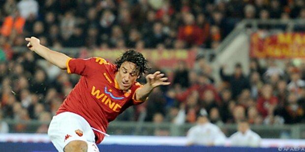 Bayern-Leihgabe Luca Toni will bei Roma bleiben