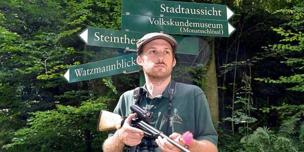 Salzburg: Jagd auf den Luchs