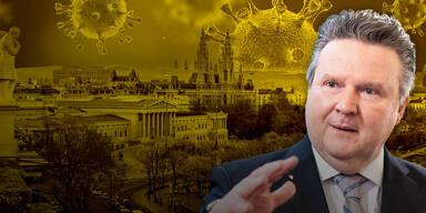 Öffnung in Wien mindestens auf 25. April verschoben