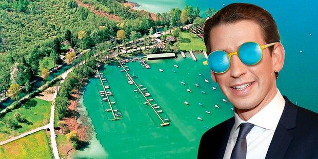Grünes Licht für Urlaub in Österreich
