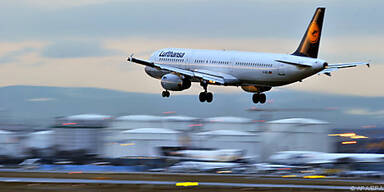 Lufthansa-Maschinen heben wieder ab