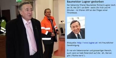 Richard Lugner: Falsche Todesmeldung im Netz