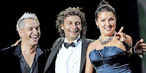 Netrebko & Co.: Opernstars live im TV