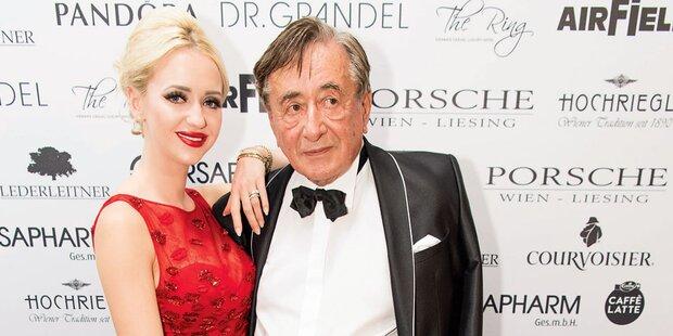 Ehe vor Aus: Helmut Werners Rache?