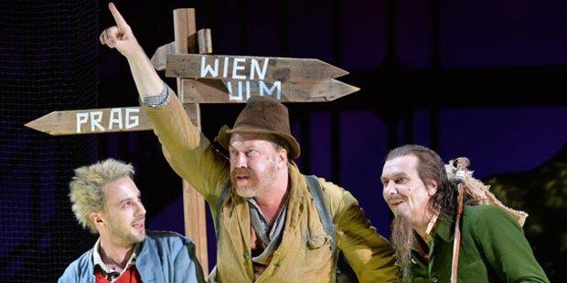 Lumpazivagabundus siedelt ins Burgtheater