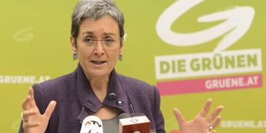 Lunacek als Parlaments- Chefin nominiert