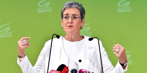 Ulrike Lunacek: Kämpferin für die strauchelnden Grünen