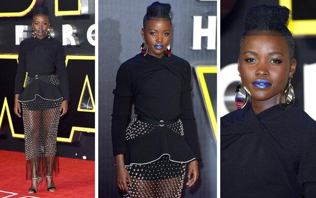 Lupita Nyong's Spacelook: Schön oder Schrecklich?