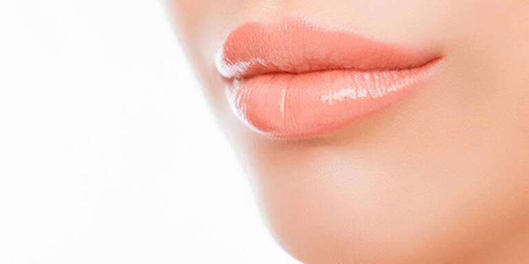 Erste nadelfreie Lippentherapie mit sofortiger Wirkung