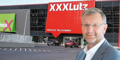 XXXLutz mit Mega-Deal in der Schweiz