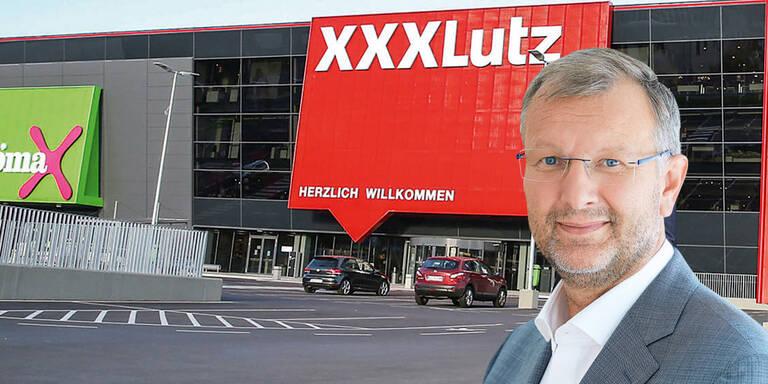 XXXLutz steigerte Umsatz um 700 Mio. €