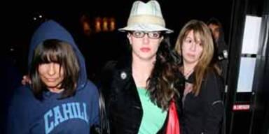 Lynne & Britney Spears