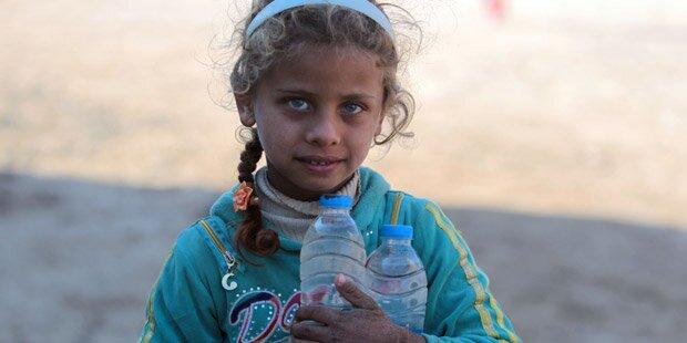 EU schickt Hilfsgüter für Mosuls Bevölkerung