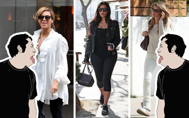 6 Modetrends, die Männer hassen