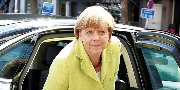 Angela Merkel beehrt Salzburger Festspiele