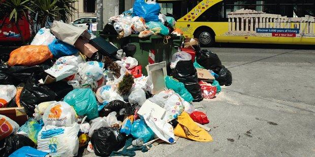 Müll-Streik verstinkt uns den Urlaub