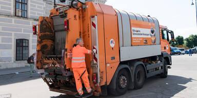 Müllabfuhr Wien