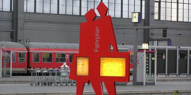 Alkoholverbot am Münchner Hauptbahnhof tritt in Kraft