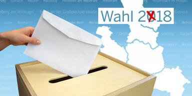 Landes - Wahlapplikation