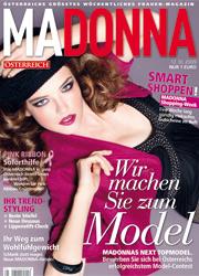 MADONNA-Cover vom 17.10.2009