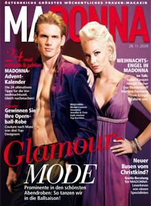 MADONNA-Cover vom 28.11.2009