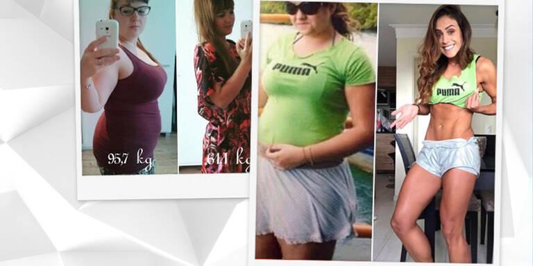 5 irre Body-Verwandlungen