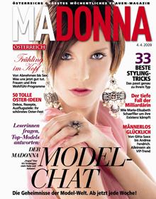 MADONNA Cover Iris Strubegger