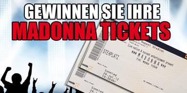 Rocken Sie mit Madonna in Wien!!!