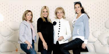 MADONNA Talk mit Dr. Dagmar Millesi, Irene Mayer, Dagmar Koller und Nina Hartmann