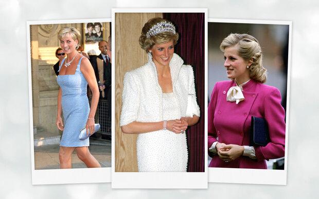 Diana: Ihre 100 legendärsten Looks