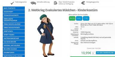 Screenshot Partycity.de