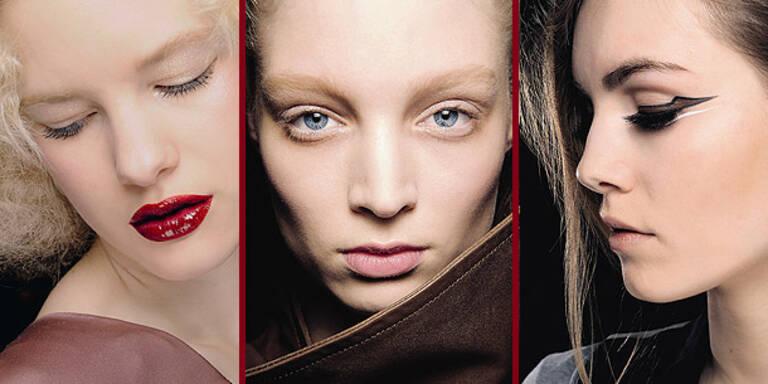 Make-up-Trends von morgen