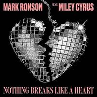 MARK RONSON FEAT. MILEY CYRUS