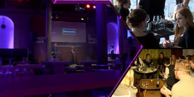 MADONNA Bloggerawards: stylische Side-Events