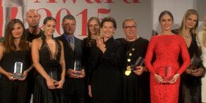 Die Gewinnerinnen des Leading Ladies Award 2015