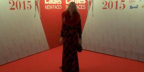 So glamourös war der Red Carpet