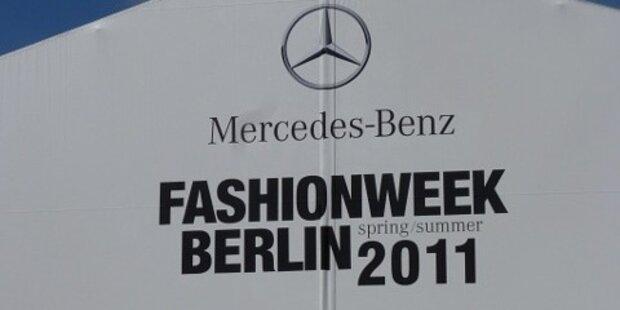 MB FW Berlin 2011: Startschuss