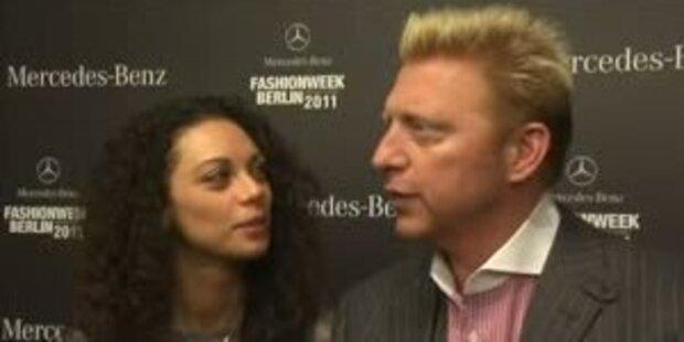 MBFW: Auch Beckers beehren Berlin