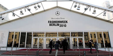 Mercedes Benz Fahshion Week